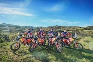 2019 Rally Team Shoot - Red Bull KTM Factory Racing-1