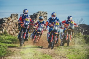 2019 Rally Team Shoot - Red Bull KTM Factory Racing